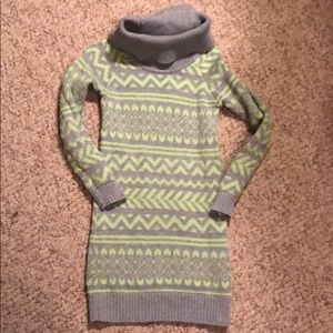 Baby Gap sweater dress